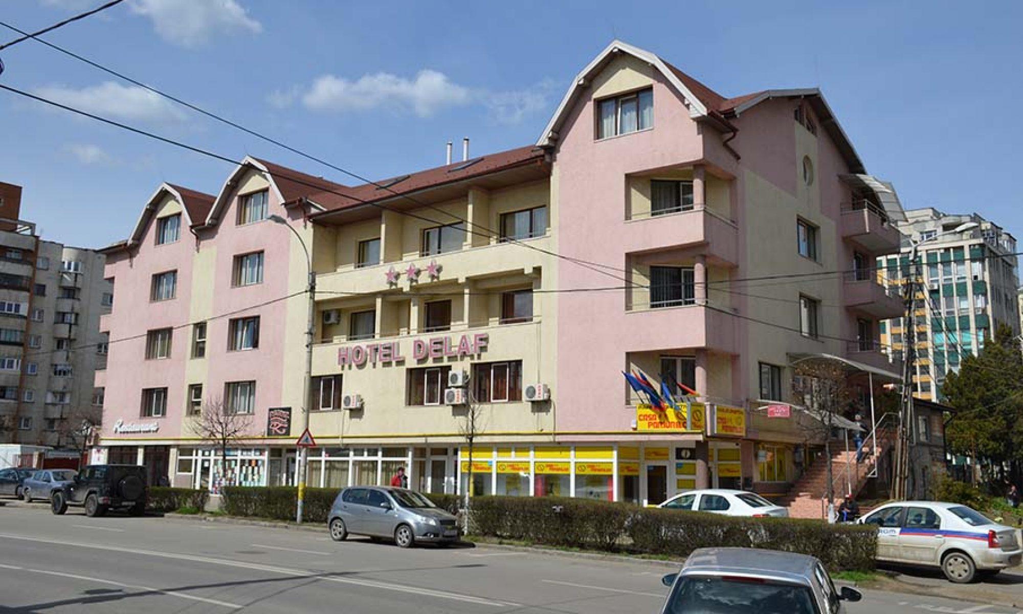 Hotel Delaf *** Cluj-Napoca
